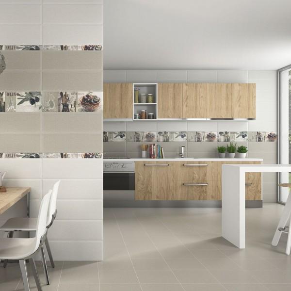 Diseño cocina de líneas moderna