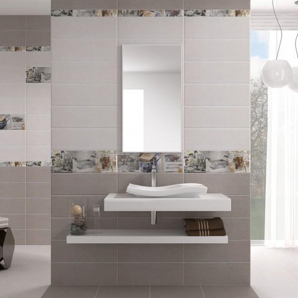 Línea moderna de baños