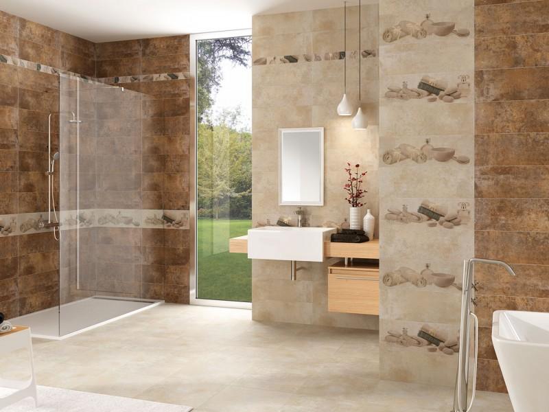 Diseño cerámico baño Valencia por Noor Ceramics