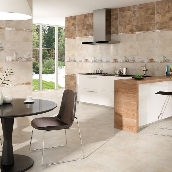 Diseño-cerámico-cocina-Valencia-beige-por-Noor-Ceramics