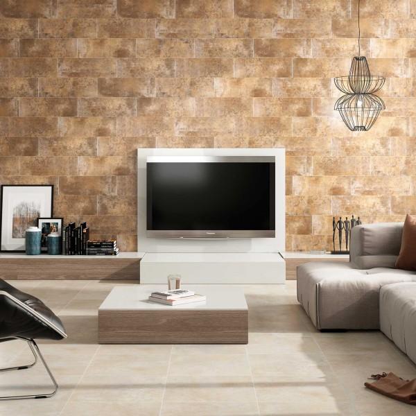 Azulejo para suelo en salones modernos