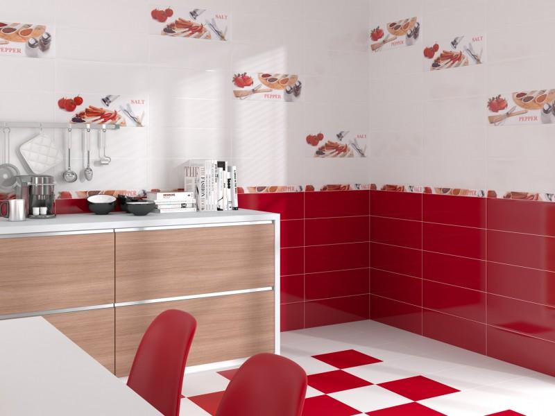 Diseño cerámico de cocinas modernas