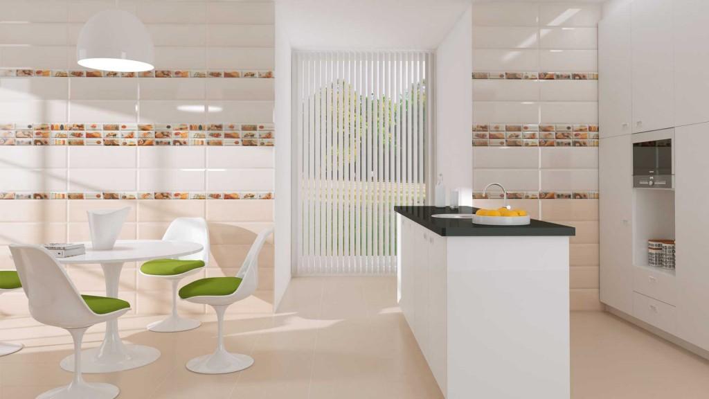 Diseño cerámico cocina Palma Aliment por NOOR Ceramics